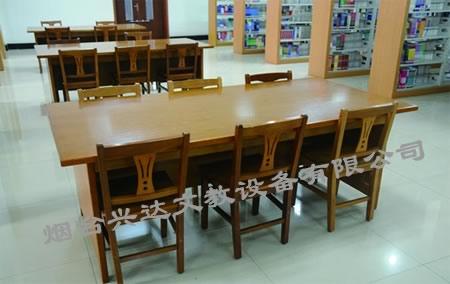 SJ-Y018阅览桌