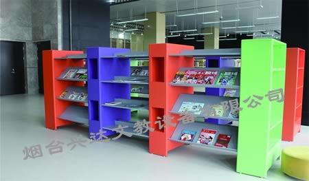 SJ-F6035儿童钢木书架